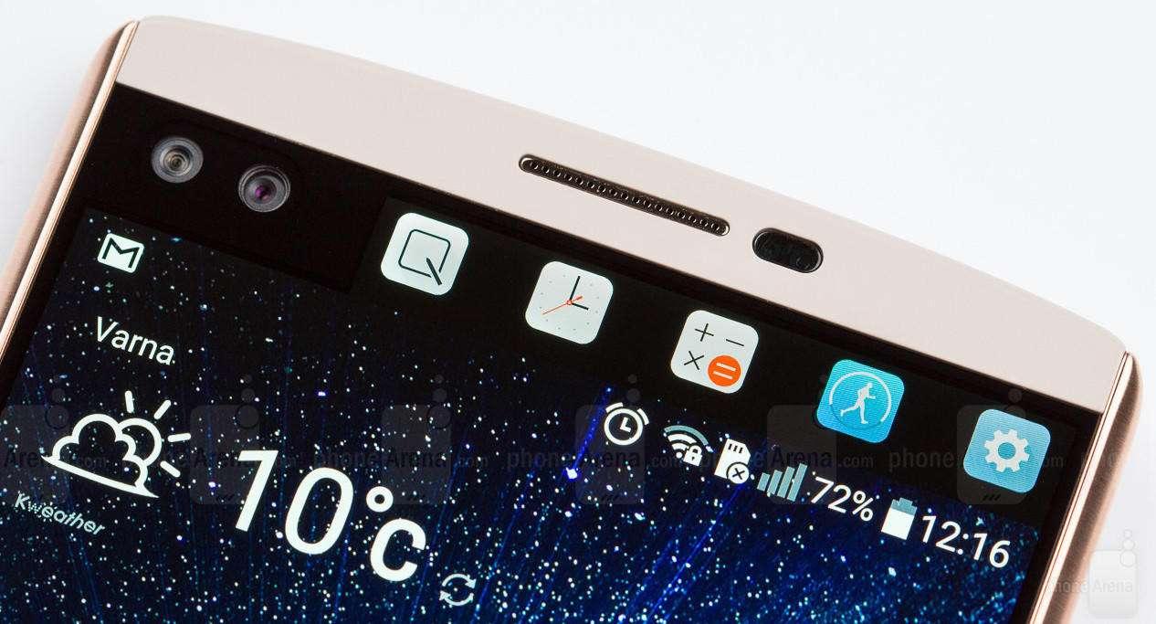 گوشی+صفحه+خمیده+ال+جی