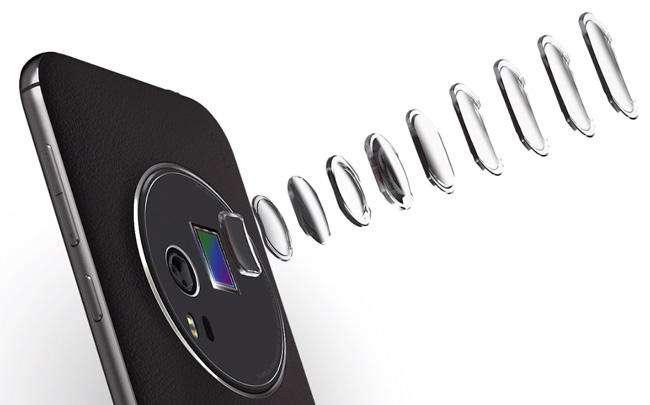 Asus ZenFone Zoom 02 - ایسوس ZenFone Zoom را رسما معرفی کرد: دوربینی در لباس گوشی