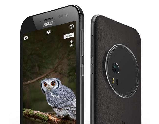 Asus ZenFone Zoom.jpg - ایسوس ZenFone Zoom را رسما معرفی کرد: دوربینی در لباس گوشی