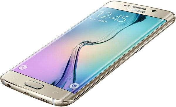 سامسونگ در Galaxy S6 edge Plus از باتری بزرگ تری استفاده می کند .