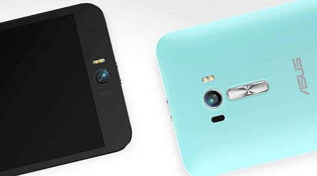 asus zenfone selfie camera - گوشیهای جدید ایسوس در راه بازار