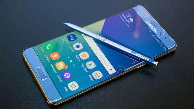 سامسونگ تلویحا عرضه Galaxy Note 8 را تایید کرد
