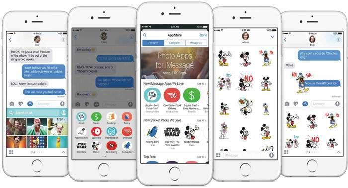 نگاهی به ویژگیهای سومین نسخه بتا از iOS 10.2