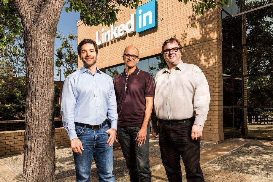 خرید 26 میلیارد دلاری Linkedin توسط مایکروسافت نهایی شد