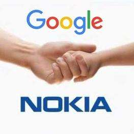 گوگل با نوکیا همکاری نزدیکی خواهد داشت