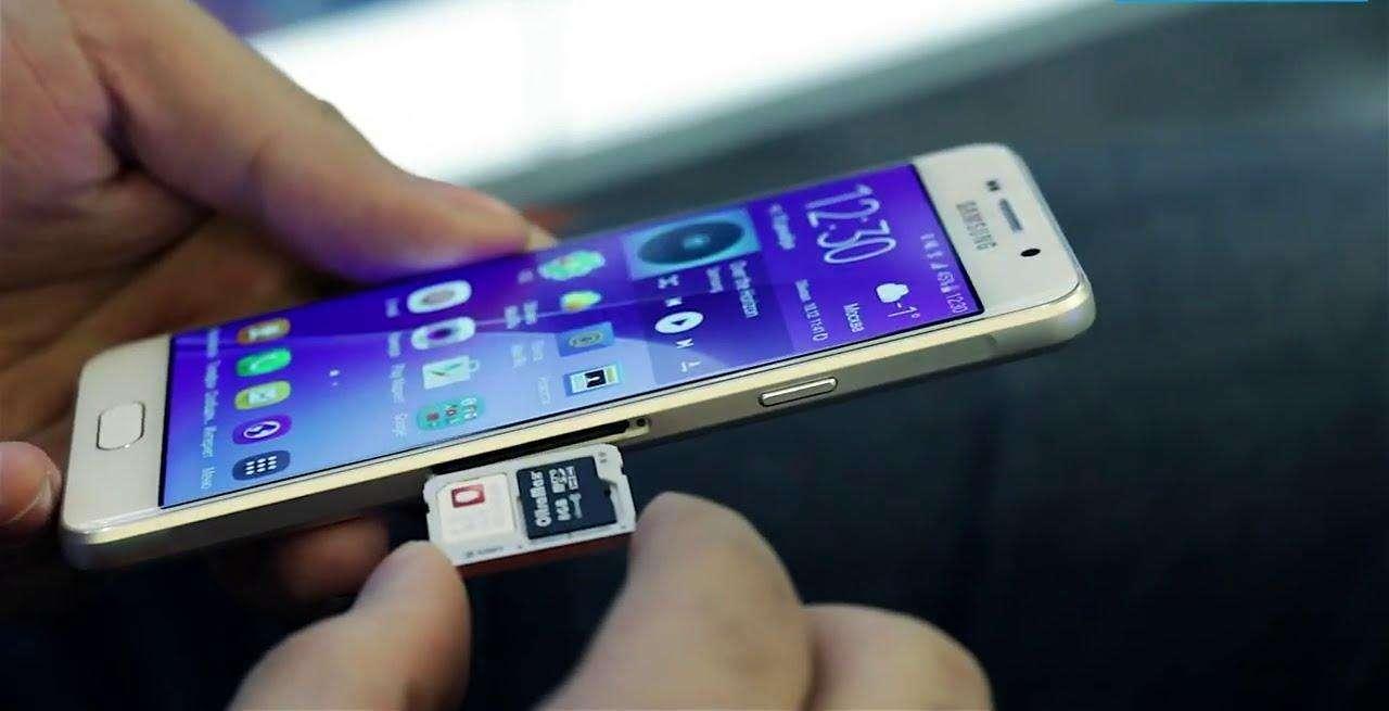 Galaxy%20A7%202016%20(4) - آیا (Galaxy A7 (2016 ارزش خرید دارد؟
