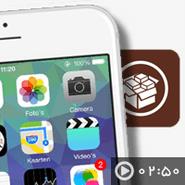 جیلبریک پایدار 9.2 iOS و 9.3 iOS به مرحله بتا رسیده است