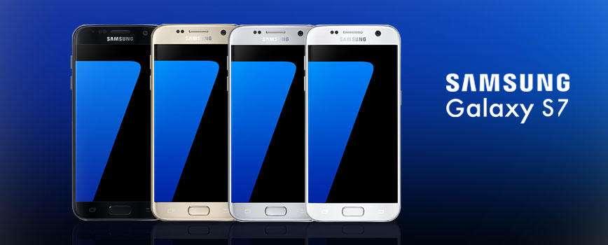 بررسی اولیه Galaxy S7