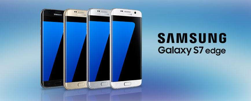 Galaxy S7 edge رسما معرفی شد