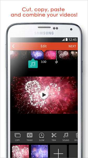 VideoShop video editing app for Android%20(2) - 5 اپلیکیشن برتر برای ویرایش ویدئو