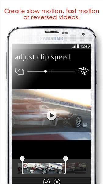 VideoShop video editing app for Android - 5 اپلیکیشن برتر برای ویرایش ویدئو
