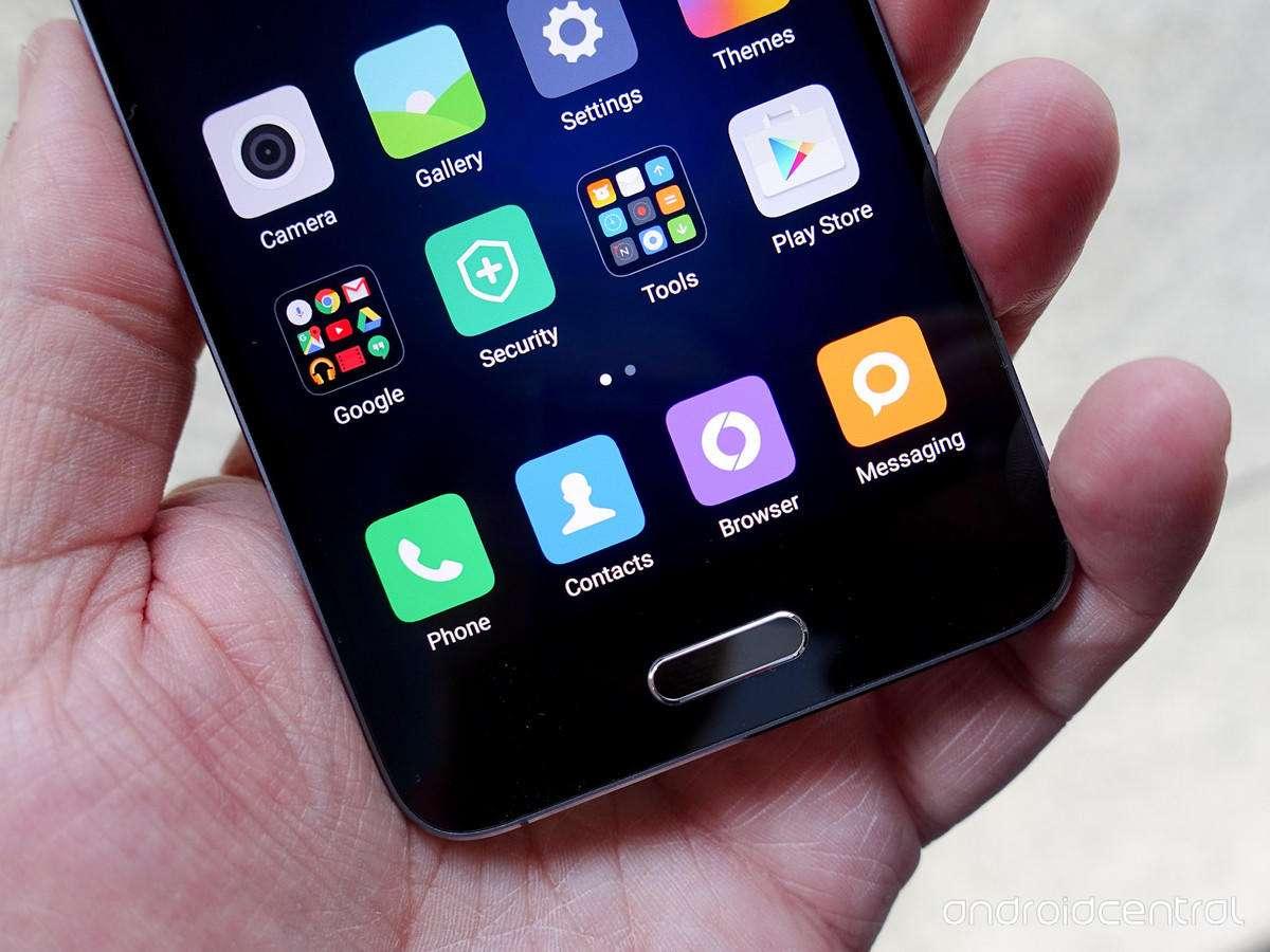 شیائومی Mi5  شیائومی Xiaomi Mi5 mi5 hands 2