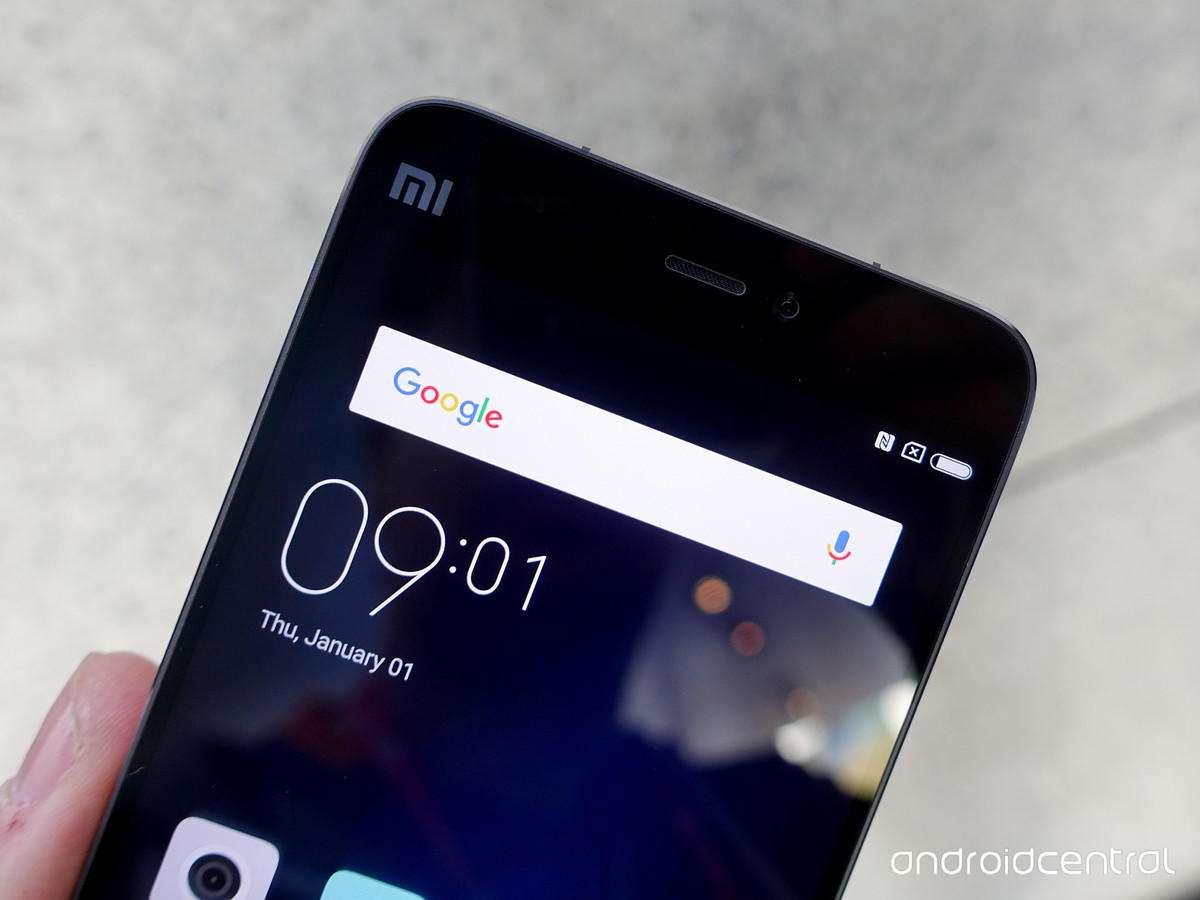 شیائومی Mi5  شیائومی Xiaomi Mi5 mi5 hands 3