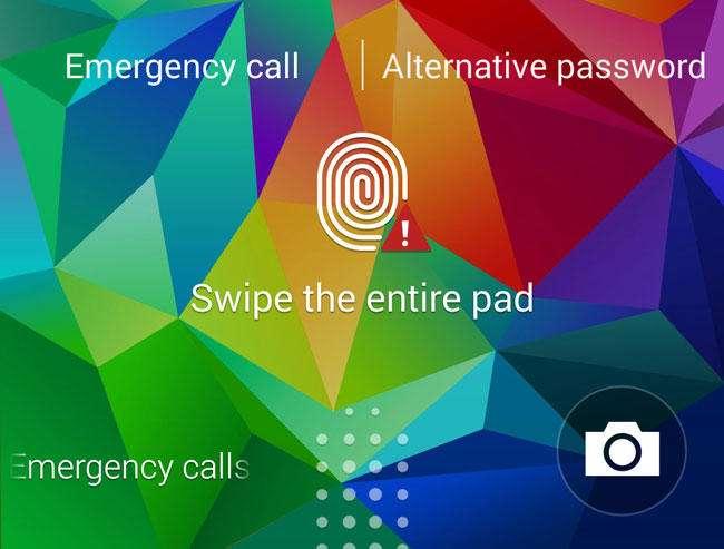 Swipe fingerprint - حسگرهای اثر انگشت چگونه کار میکنند؟