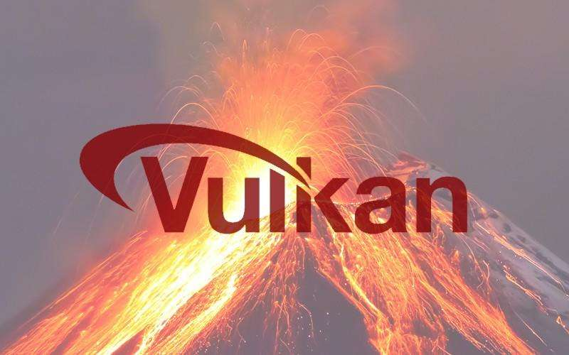 3yl3rg vulkan lava - Galaxy S7 اولین گوشی مجهز به Vulkan؛ با این مفهوم بیشتر آشنا شوید