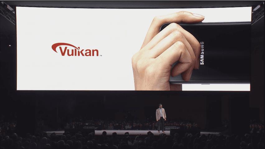 Samsung Galaxy S7 Vulkan - Galaxy S7 اولین گوشی مجهز به Vulkan؛ با این مفهوم بیشتر آشنا شوید