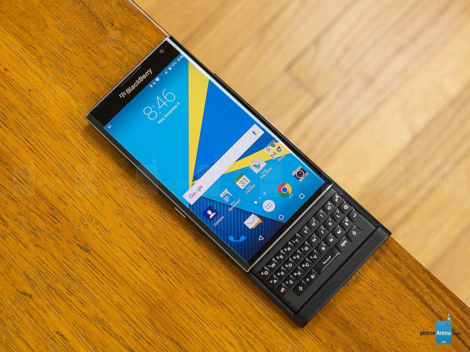 BlackBerry Priv - بلک بری بیش از رقبا به امنیت کاربران اهمیت میدهد