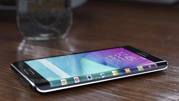 Samsung Galaxy S6 2 - لبههای خمیده Galaxy S7 edge چه امکاناتی دارند؟