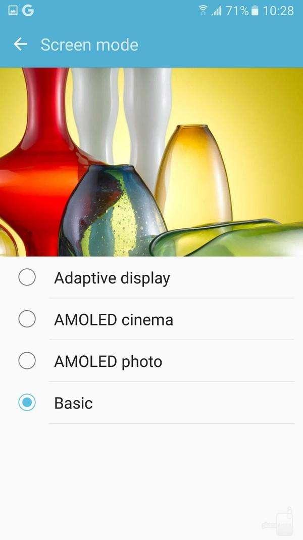 step 3 - چگونه رنگ نمایشگر گوشیهای سامسونگ را طبیعیتر کنیم؟