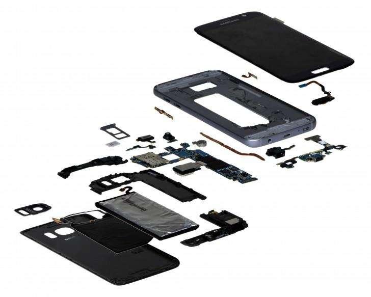 gsmarena 001 - هزینه ساخت Galaxy S7 تقریبا یک سوم قیمت فروش آن است