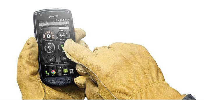 Untitled 2 - آینده گوشیهای هوشمند ضدآب در دستان Kyocera