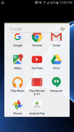 thumbnail 185 Screenshot 20160229 120946 576x1024 - تصاویری از رابط کاربری تاچویز در Galaxy S7 و Galaxy S7 edge
