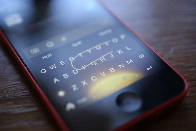 hbeiyu 0916 swyft keyboard - گوگل برای iOS کیبورد میسازد!