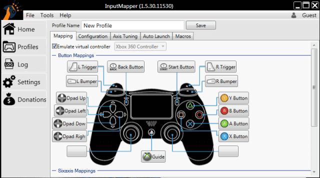 egzu9t DualShock 4 2 640x356 - چگونه دسته PS4 را به کامپیوتر وصل کنیم؟