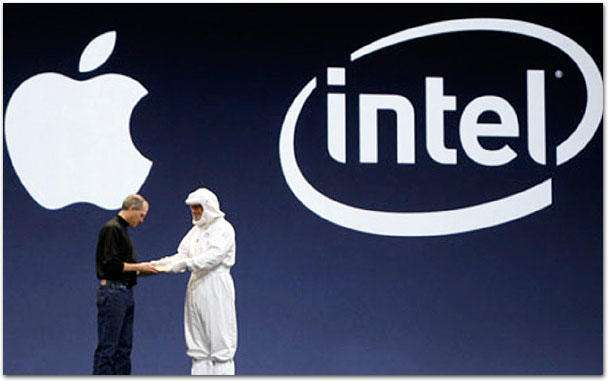 acacaca - همکاری جدید اینتل و اپل برای تأمین قطعات آیفون 7