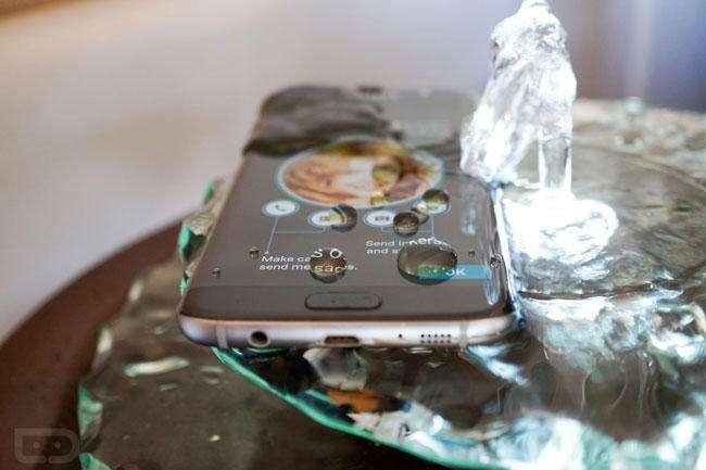 galaxy s7 waterproof ip68 - تغییرات Galaxy S7 را دست کم نگیرید!