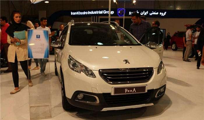 139504251126138561356753 - گزارش تصویری نمایشگاه خودرو شیراز