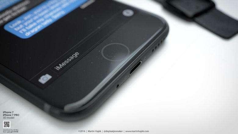 دکمه خانه iPhone 7 به فورس تاچ مجهز میشود ؟