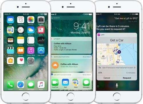 نسخه نهایی iOS 10 کی منتشر میشود؟