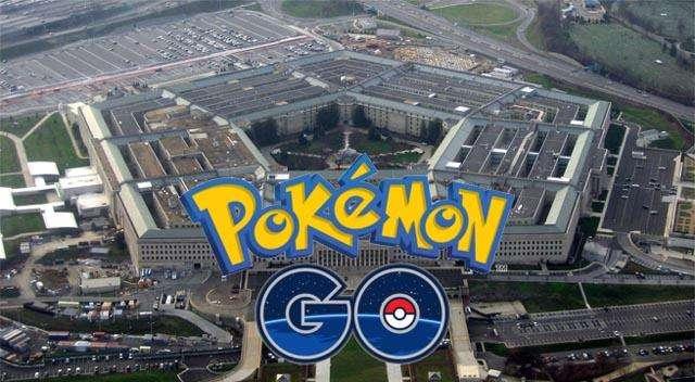 بازی Pokemon Go در پنتاگون نیز ممنوع شد