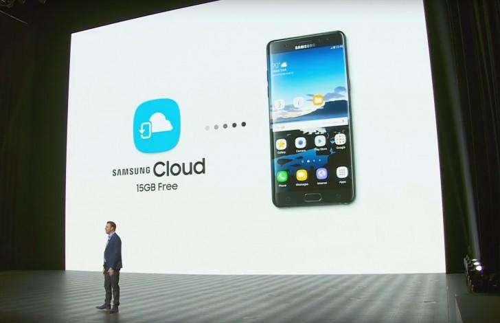 اضافه شدن Samsung Cloud به گلکسی اس 7 در آپدیت جدید