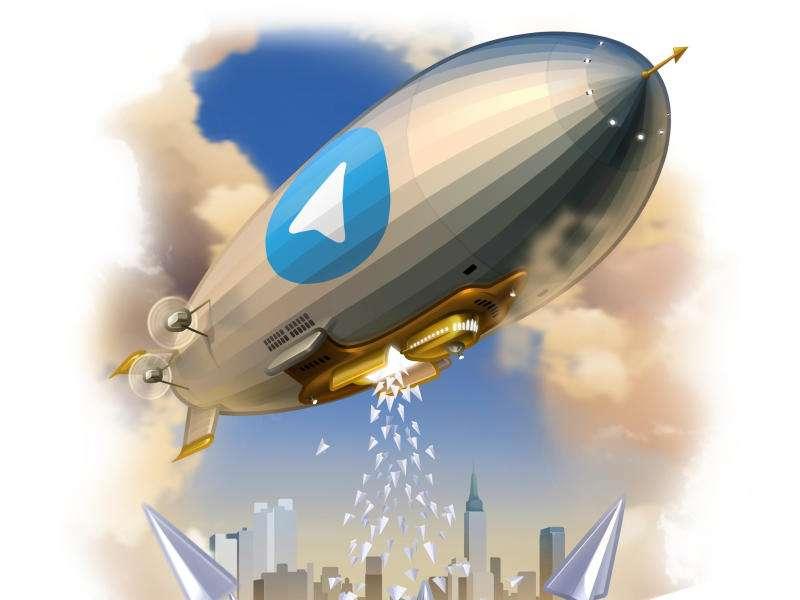 سرورهای تلگرام به ایران منتقل میشود