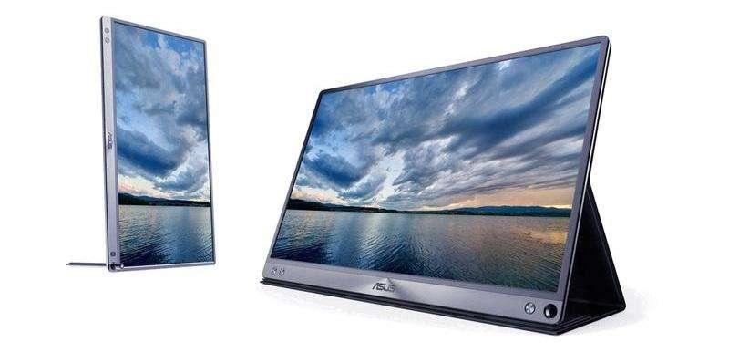 g3mzbs asuszenscreen - نمایشگر قابل حمل ایسوس رونمایی شد: ZenScreen MB16AC