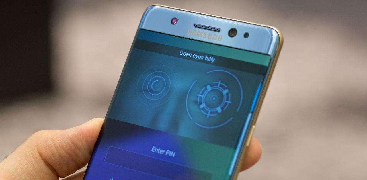Galaxy Note7 با قیمت نجومی وارد بازار ایران شد