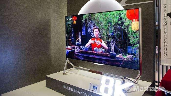 قدرت خرید تلویزیونهای 8K را ندارید؟ چینیها ارزانش میکنند