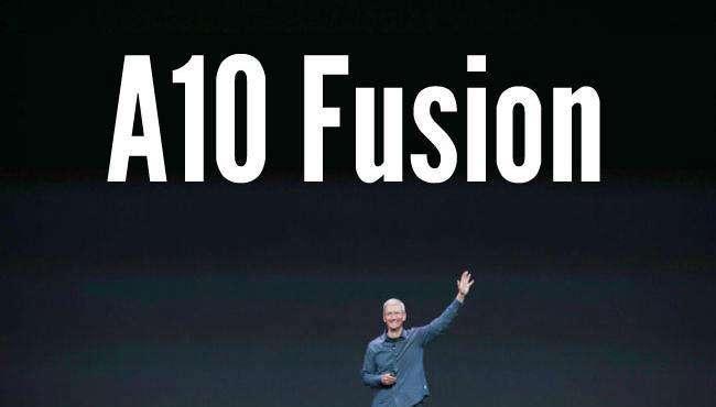 تراشه A10 Fusion اپل، 120 برابر سریعتر از آیفون اورجینال