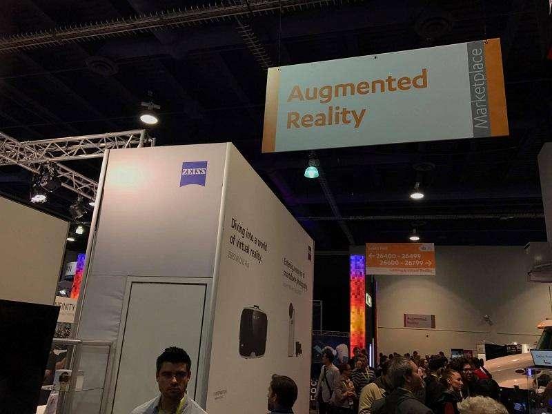 همکاری اپل با کارل زایس برای تولید عینک واقعیت افزوده