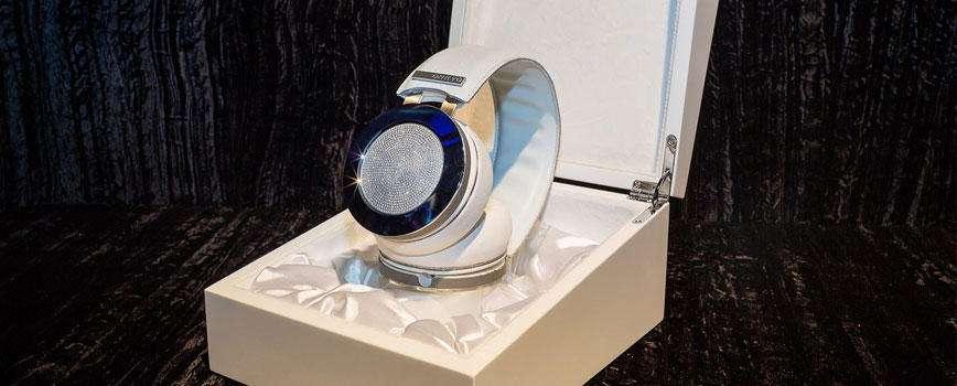 هدفون Onkyo Diamond با قیمت چهار صد میلیون تومان معرفی شد!