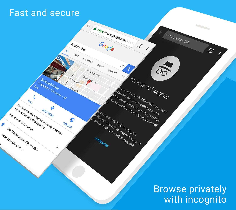نسخه متن باز مرورگر کروم برای iOS منتشر شد
