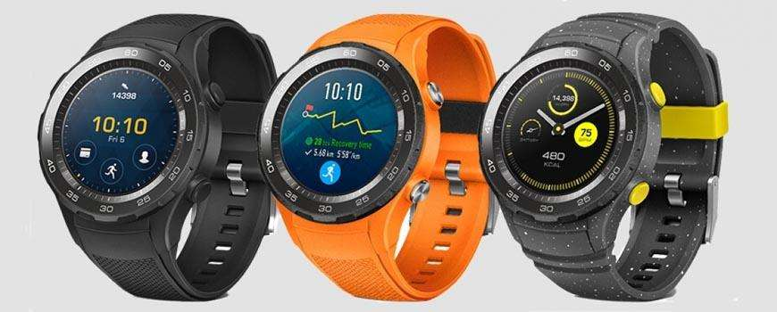 نسل دوم ساعت هوشمند هوآوی معرفی شد