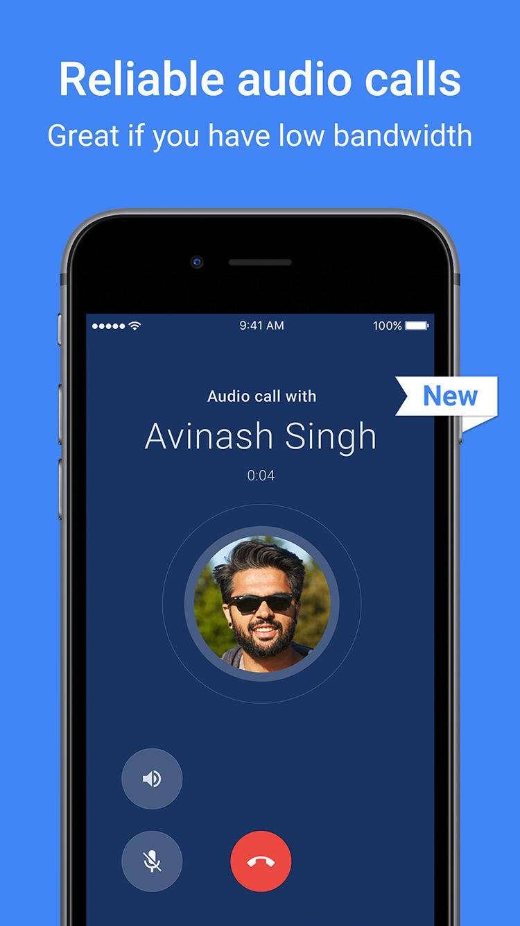 قابلیت تماس صوتی در اپلیکیشن Duo برای تمام کاربران فعال شد