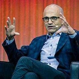 ساتیا نادلا : مایکروسافت شکست را میپذیرد