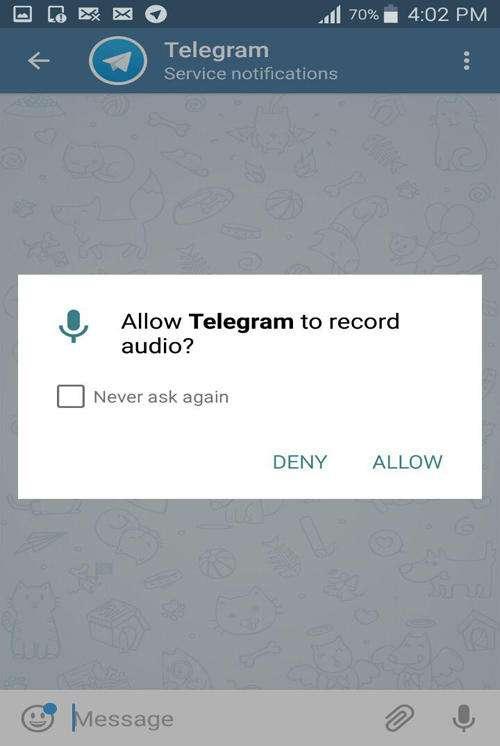 چگونه اکانت پاک شده تلگرام از گوشی را برگردانیم چگونه ضبط صدا (Voice) را در تلگرام غیرفعال کنیم؟