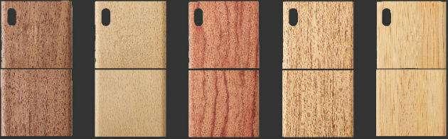 قابهایی از جنس ترکیبات چوب
