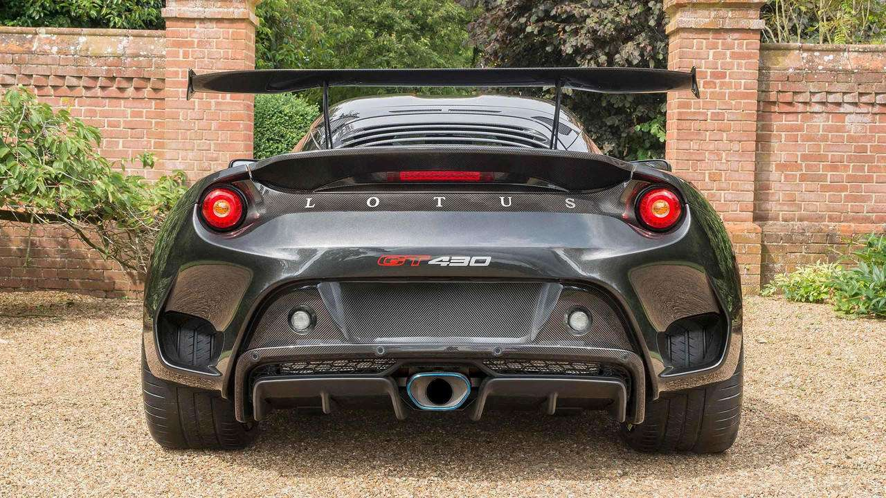 معرفی خودرو مشخصات لوتوس اوورا GT430 مشخصات سوپر اسپرت خودرو لوتوس خودرو سوپر اسپرت Lotus Evora GT430