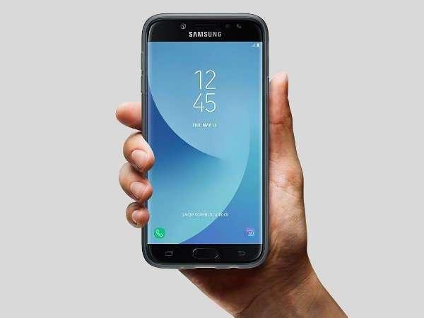 قاب محافظ گوشی (Galaxy J2 (2018 در وبسایت سامسونگ دیده شد